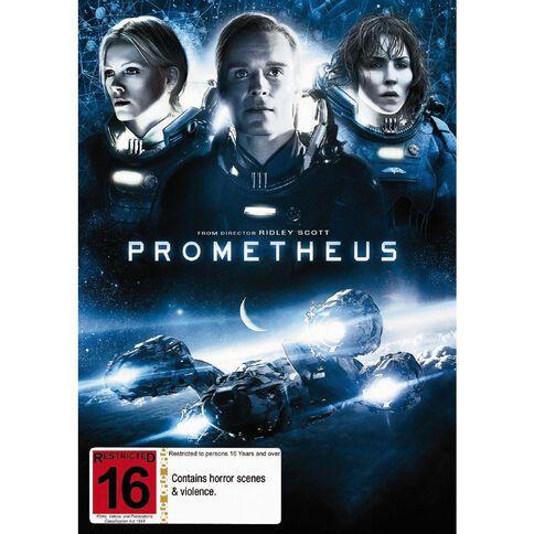 Prometheus DVD 1Disc