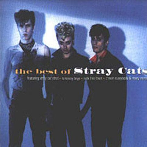 The Best of CD by Stray Cats 1Disc