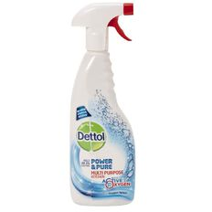 Dettol Power & Pure Multi Purpose Kitchen Cleaning Trigger 750ml