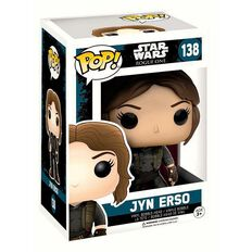 Pop Vinyl Star Wars Rogue 1 Jyn Erso