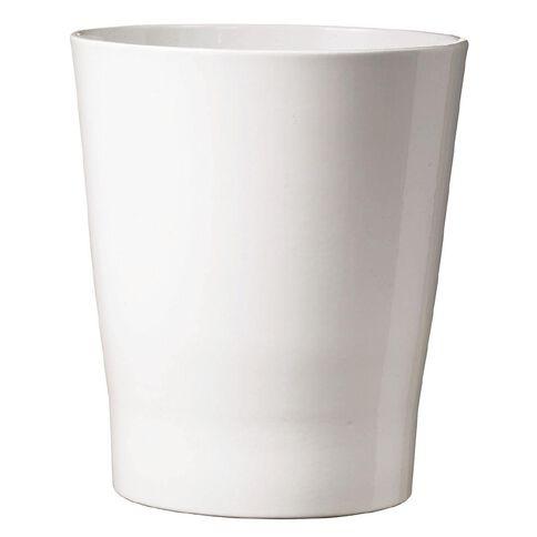 SK Merina Pot 14cm Gloss White