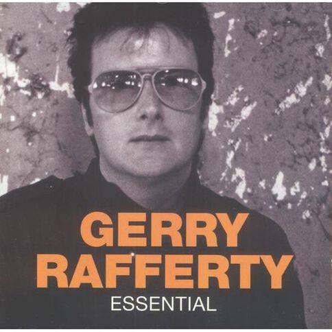 Essential CD by Gerry Rafferty 1Disc