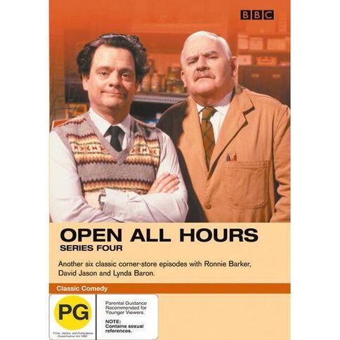 Open All Hours Season 4 DVD 1Disc