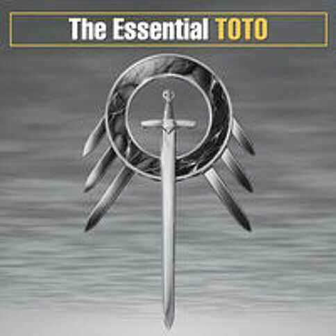 The Essential CD by Toto 2Disc