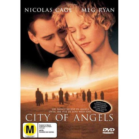 City of Angels DVD 1Disc