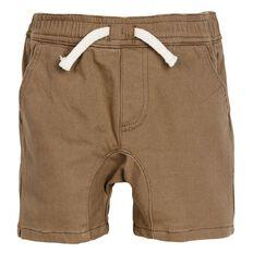 Hippo + Friends Toddler Boy Chino Shorts