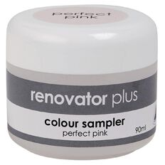 Renovator Plus Test Pot Perfect Pink 90ml