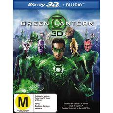 Green Lantern Blu-ray + 3D Blu-ray 2Disc