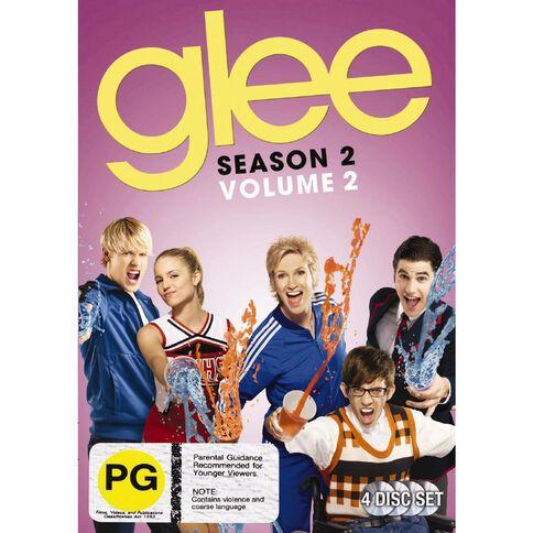 Glee Season 2 Volume 2 DVD 4Disc