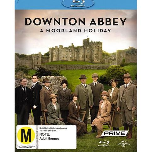 Downton Abbey A Moorland Holiday Blu-ray 1Disc