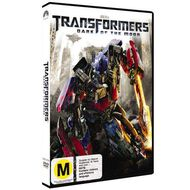 Transformers 3 The Dark Of The Moon DVD 1Disc