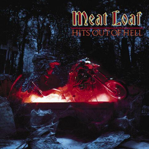 Hits Out of Hell CD by Meatloaf 1Disc