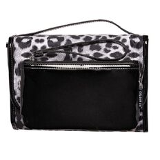 Colour Co. Toiletry Bag Valet Organiser Animal/Black 2 Piece