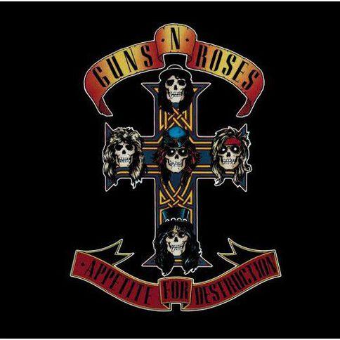 Appetite For Destruction CD by Guns N Roses 1Disc