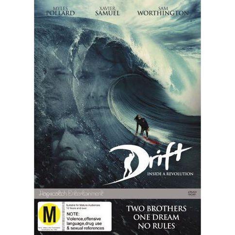 Drift DVD 1Disc