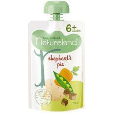 Natureland Shepherd's Pie & Mash Pouch 120g