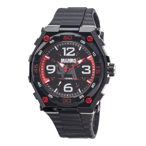 Mambo Men's Black Nite Watch