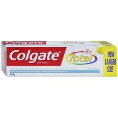 Colgate Total Original Toothpaste 190g