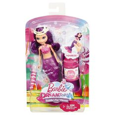 Barbie Small Bubble Mermaid Assorted