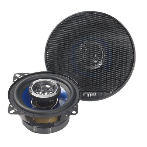 American Hi-Fi 4in Speakers 2 Way Coaxial 120 Watt