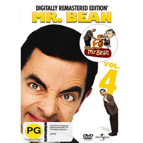 Mr Bean Volume 4 DVD 1Disc