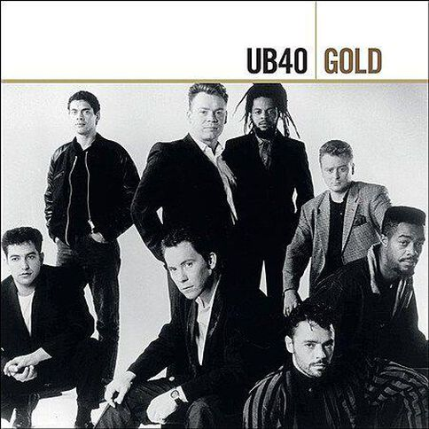 Gold CD by UB40 2Disc