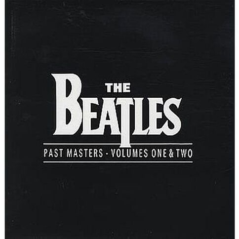 Past Masters Volumes 1 and 2 by The Beatles 2CD