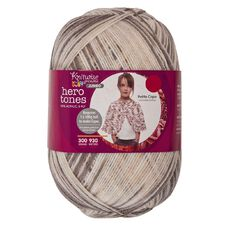 Knitwise Pricewise Yarn Hero Tones Jumbo 8-Ply Naturals 300g