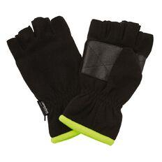 Rivet Men's Half Finger Gloves
