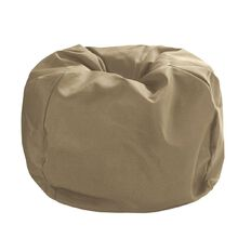 Living & Co Bean Bag Cover Taupe 200L