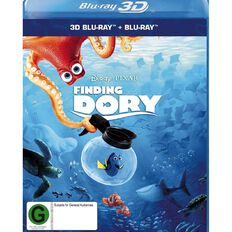 Finding Dory 3D Blu-ray 2Disc