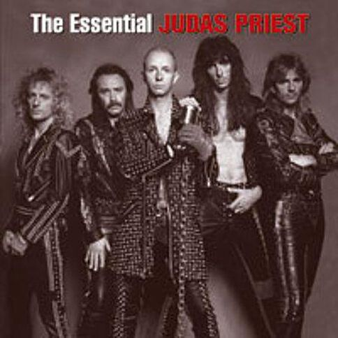 The Essential CD by Judas Priest 2Disc