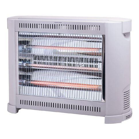 Evantair 3 Bar Radiant Heater With Fan 2200W
