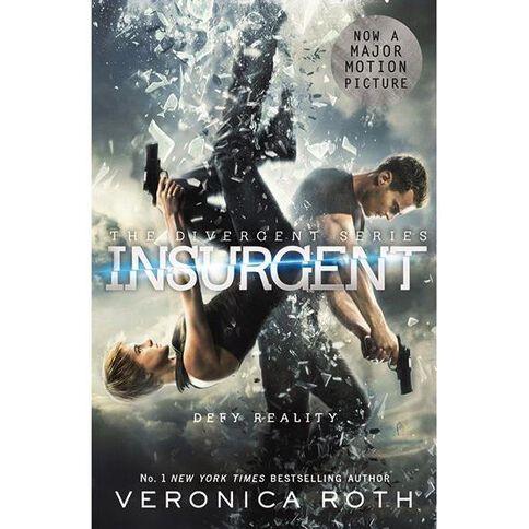 Divergent#2 Insurgent Film Tie-In by Veronica Roth
