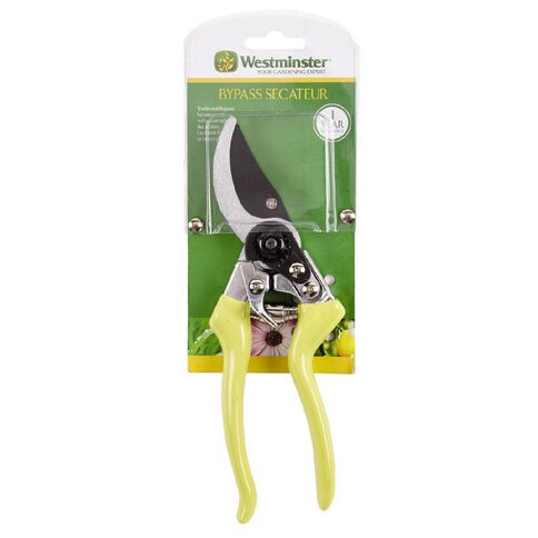 Westminster Traditional Bypass Secateurs