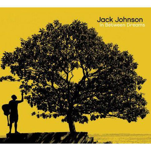 In Between Dreams CD by Jack Johnson 1Disc