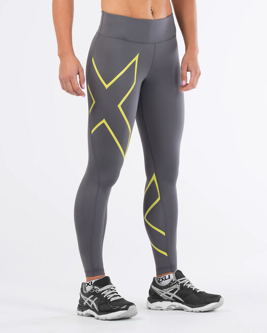 Mid-Rise Compression Tight