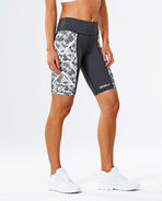 PTN Mid-Rise Comp Shorts