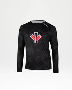 Black/Rowing Canada