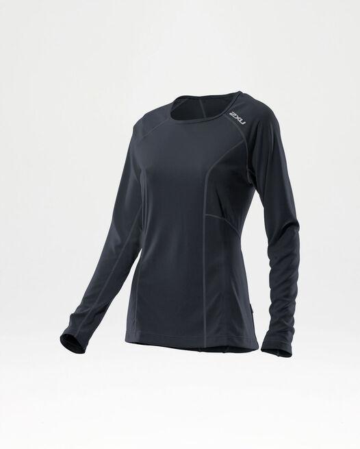 Carbon X L/S Run Top