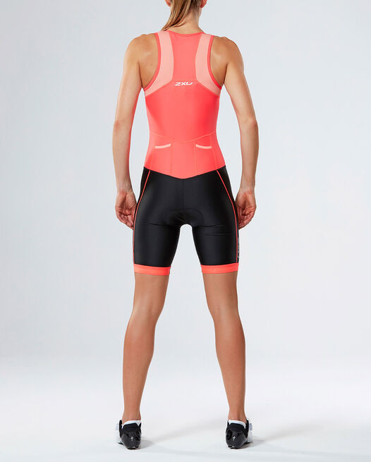 X-VENT Front Zip Trisuit