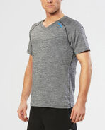 URBAN S/S TOP- V NECK