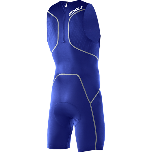 Comp Trisuit W/ Rear Zip