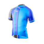 Retro Sublimated Cycle Jersey
