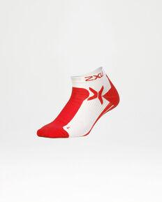 Flame Scarlet/White
