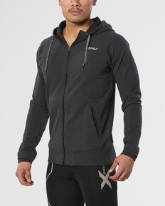 X Recovery Panelled Hoodie