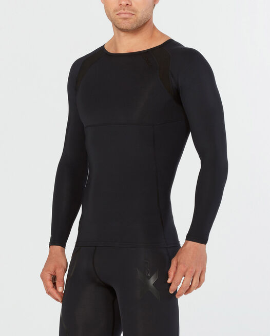 Recovery Compression L/S Top