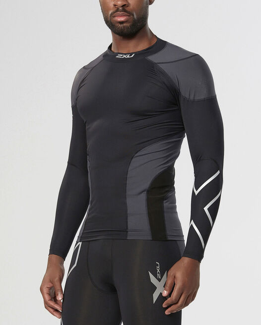 Elite Golf L/S Compression Top