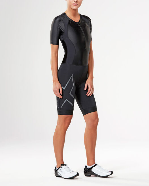 COMPRESSION Sleeved Trisuit