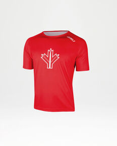 Red/Rowing Canada